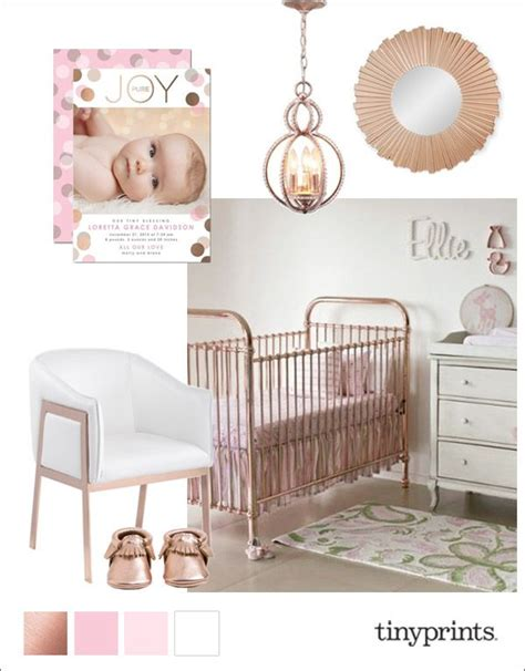 rose themed baby room 46 best images about trend rose gold on pinterest