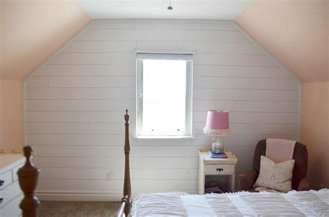 Shiplap Wall Pictures Faux Shiplap Wall Remington Avenue