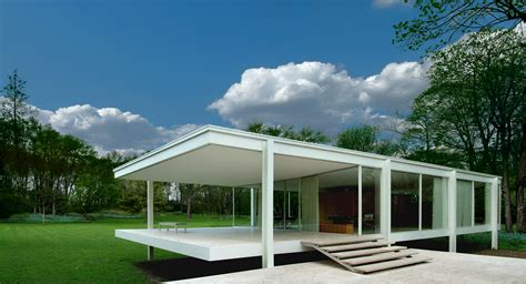 Farnsworth House by Farnsworth House Enjoy Illinois