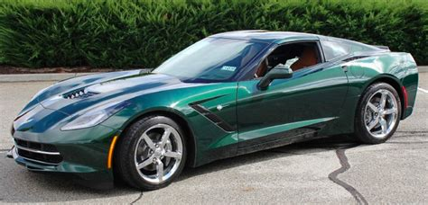 lime rock green 2015 corvette paint cross reference
