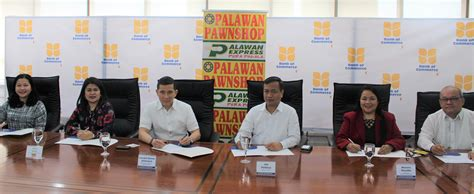 bank  commerce collaborates  palawan express pera padala