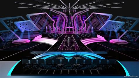Nightclub Floor Plans by 25 Creative And Beautiful Stage Design Examples From