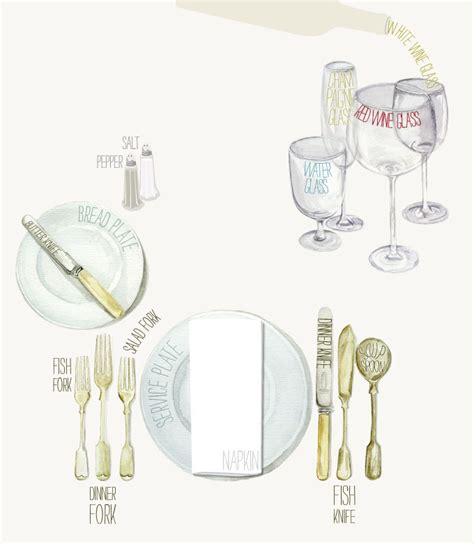 how to set a table for dinner how to set a formal table for dinner eating te ara