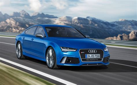 2016 audi rs7 sportback performance wallpaper hd car