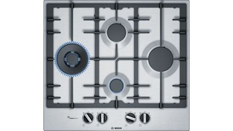 bosch cooktop buy bosch 600mm series 6 4 burner gas cooktop harvey