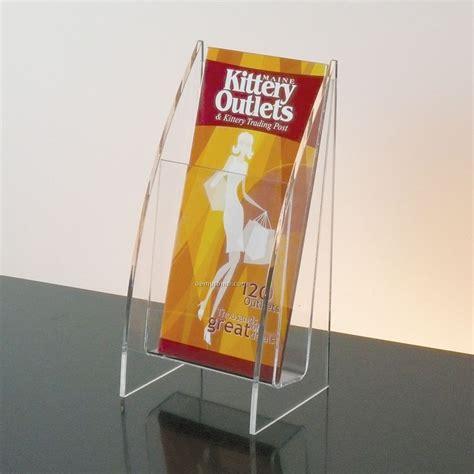 Acrylic Display Brosur siddhi vinayak signage acrylic brochure holder