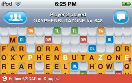best words to use in scrabble best scrabble word
