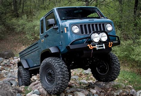 Jeep Things Jeep Mighty Fc