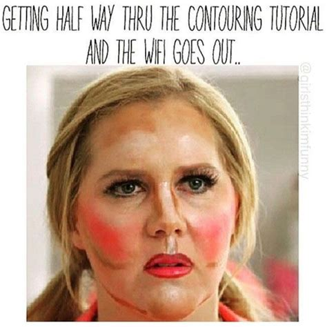 Funny Makeup Memes - 35 most funniest make up meme pictures and images