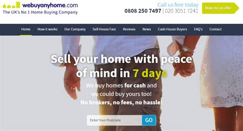 we buy any house we buy any home hands comms and content brief to pha media gorkana