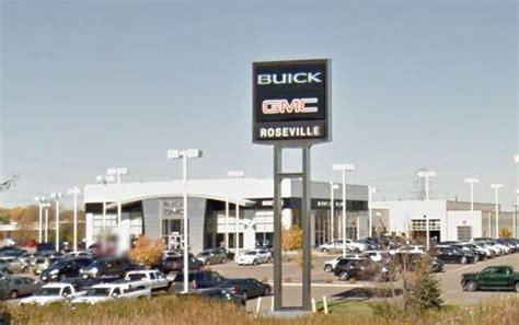 buick gmc roseville roseville buick gmc roseville mn 55113 car dealership