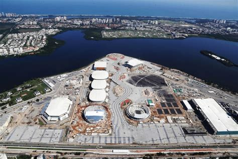 olympic venues rio 2016 claim several olympic venues are approaching
