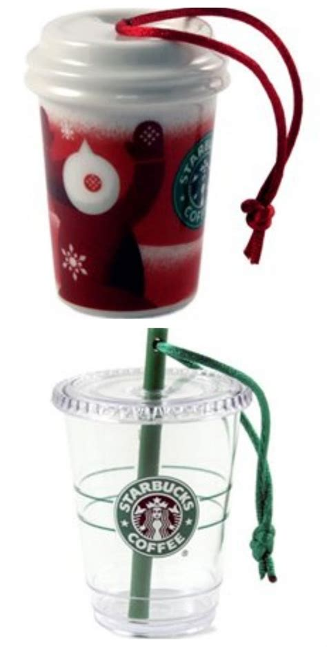 28 best starbucks christmas decorations starbucks