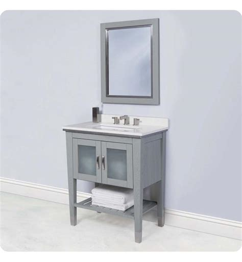 Bathroom Vanities Without Countertops by Decolav 5264 Slt 30 Quot Bathroom Vanity Without