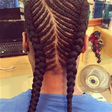 lates fish bone lapover hair style fishbone braids archives long hair guys