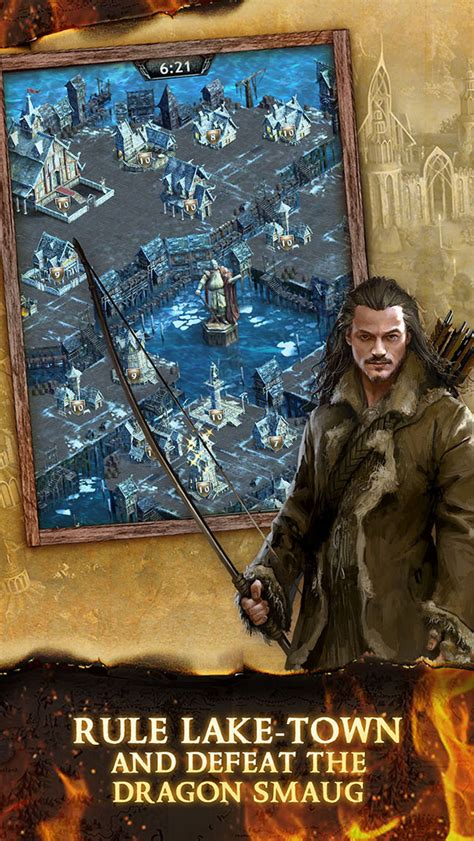 Review The Hobbit Kingdoms Of Middle Earth By Kabam   the hobbit kingdom of middle earth review 148apps