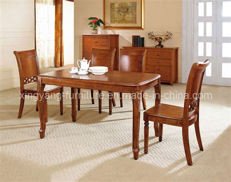 wooden chairs for dining table wooden dining table and chairs marceladick com