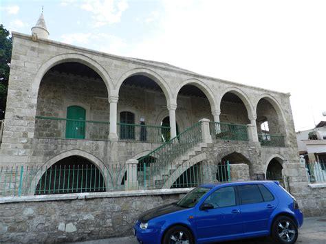 cipro turisti per caso larnaca moschea di tusla viaggi vacanze e turismo