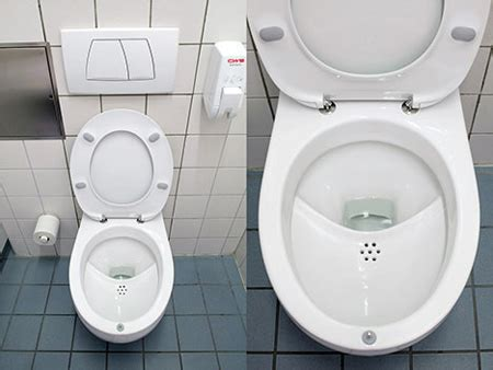 number one bathroom toilet that separates your number 1 and 2 gets european