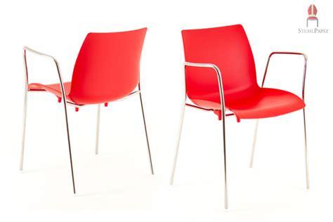 glänzender stuhl leichte kunststoffschalenst 252 hle gla mour al