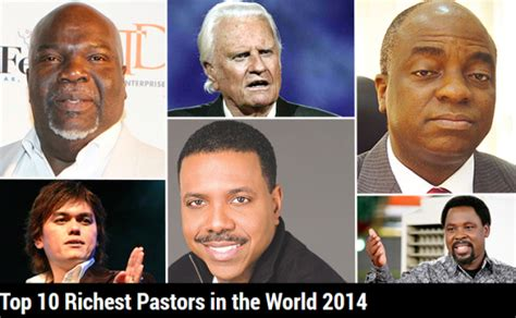 20 top richest pastors in the world see how many pastors made the list linknaija welcome to ikeji s bishop oyedepo is the richest pastor in the world see the top