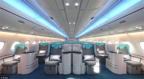 a380 cabin airbus plans to install more seats on the a380 daily