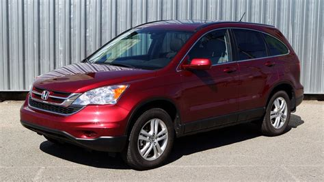 Honda Crv 2011 2011 honda cr v ex l review 2011 honda cr v ex l roadshow