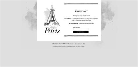 Paris Sweepstakes 2016 - dream house 2014 entry form autos post