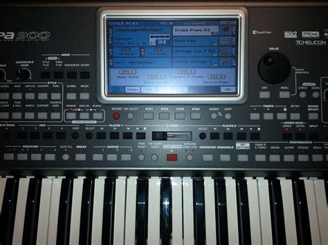 Keyboard Korg Pa900 korg pa900 image 723392 audiofanzine