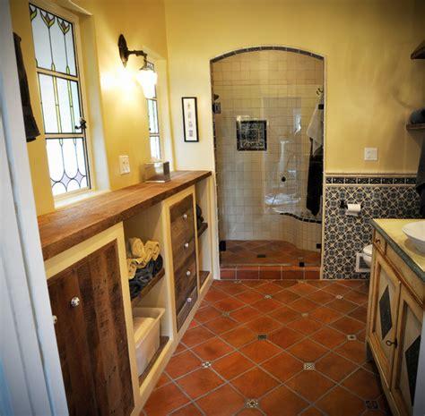 Mexican Bathrooms by Mexican Rustic Bathroom Bathroom Other Metro By San