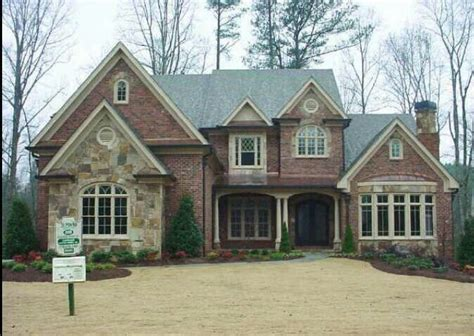 brick home designs stone and brick beauty home exterior ideas pinterest