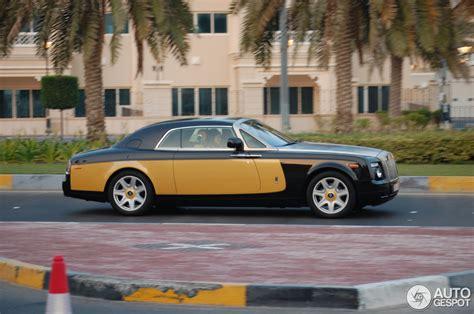 rolls royce phantom gold rolls royce phantom coup 233 baniyas gold baniyas black