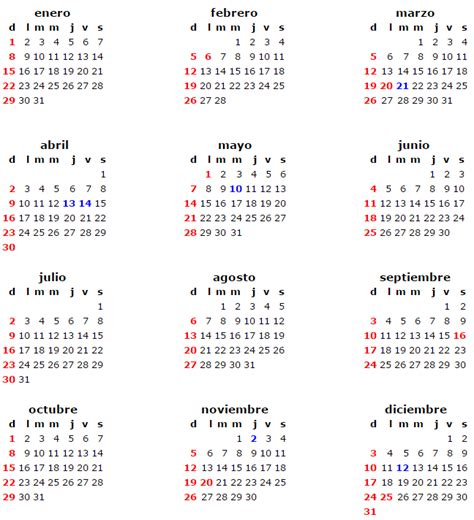 Calendario Laboral 2016 Mexico Calendario Laboral 2017 M 233 Xico