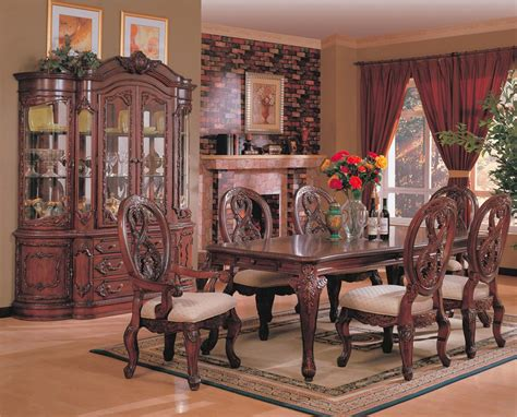 dining room sets traditional style marceladick
