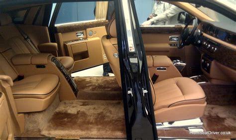 how cars run 2012 rolls royce ghost interior lighting revealed rolls royce phantom series ii front seat driver
