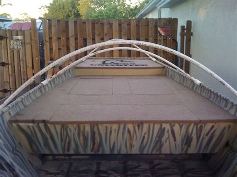duck blind boat cover best 25 boat covers ideas on pinterest pontoon boat