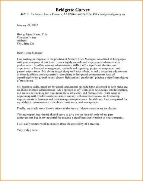 cover letter administrative assistant uk best administrative assistant cover letter exles
