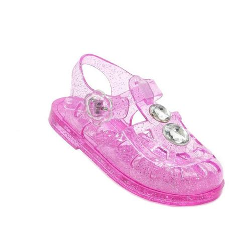 holster pink baby sandals holster 2 jellies