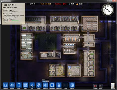 Small Kitchen Design Layout your prison layouts prison architect giant bomb