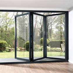 Accordian Patio Doors by Bifolding Doors Doors Magnet Trade