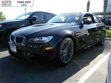 for sale 2010 passenger car bmw m3 coupe valencia insurance rate quote price 56993 used cars
