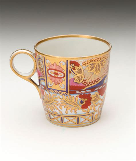 Japanese Pattern Cup | japan pattern cup chamberlains co royal museums