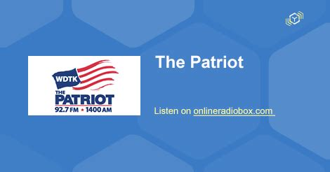 105 3 the fan listen live the patriot listen live 1400 khz am detroit united