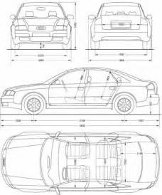 the blueprints blueprints gt cars gt audi gt audi a6