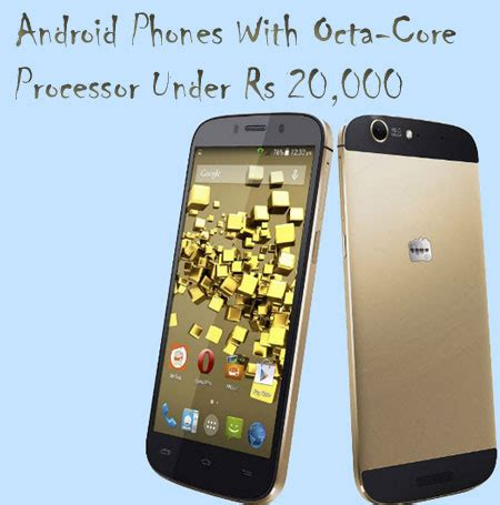 best android processor top 10 android smartphones with octa processor