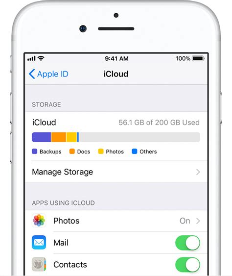 iphone icloud change your icloud feature settings apple support