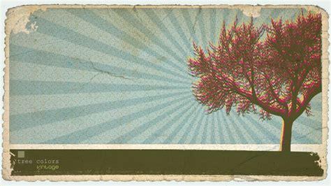 vintage tree tree color vintage by finkenauer on deviantart