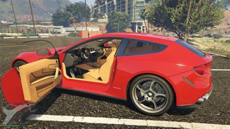 Gta 5 Ferrari Cheat by 2011 Ferrari Ff Retexture Gta5 Mods