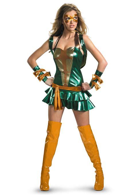 Sexy Ninja Turtle Halloween Costume | sexy michelangelo ninja turtle costume