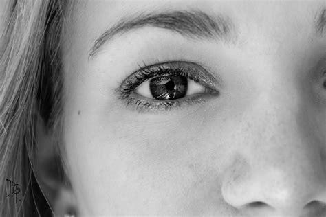 imagenes de ojos en blanco blanco y negro denisse gp